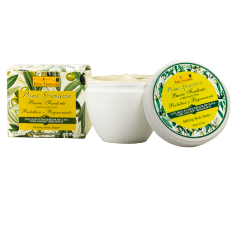 Mealting Body Butter