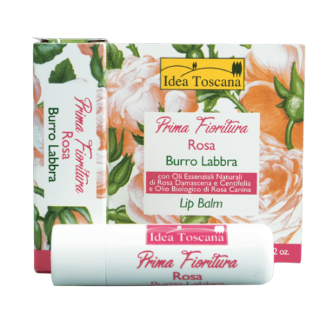 Lip balm Organic Rose Extracts